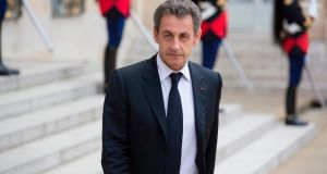 Investigators uncovered the alleged corruption by chance while probing allegations that Muammar Gadafy, the late Libyan dictator, had paid €50 million to Nicolas Sarkozy's 2007 presidential campaign.  Photograph: Geoffroy Van Der Hasselt/AFP/Getty Images