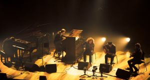 The Gloaming Live at the National Concert Hall in March 2018. Photograph: York Tillyer