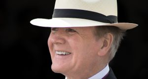 Dr Pearse Lyons, president and founder of Alltech: in life, as in business, he wanted to make a difference