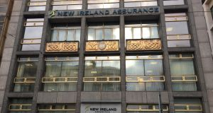 Like paradise? New Ireland Assurance HQ on Dublin's Dawson Street