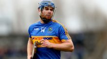 Jason Forde: has enjoyed an impressive league campaign in Tipperary's attack. Photograph: James Crombie/Inpho
