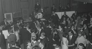 Dancing at the Metropole in Dublin in 1968. Photograph: Kevin McMahon
