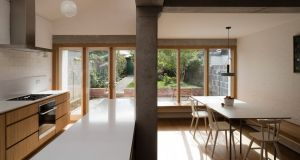 Dublin 8 house redesigned by Ryan Kennihan