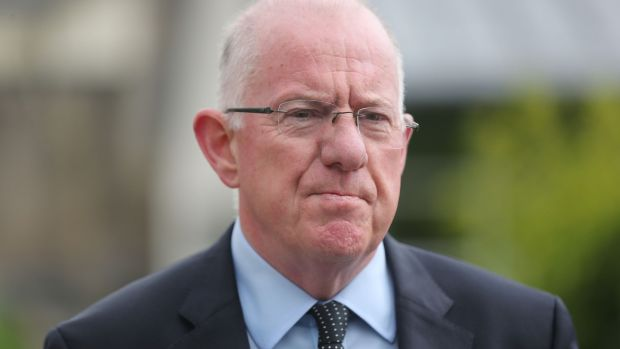 Charlie Flanagan said the review would also assess how cases could be dealt with quicker and if additional training was required for members of An Garda Síochána. Photograph: Niall Carson/PA Wire