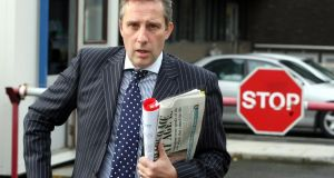 Ian Paisley Jnr apologised for his retweet. File photograph:  Paul Faith/PA