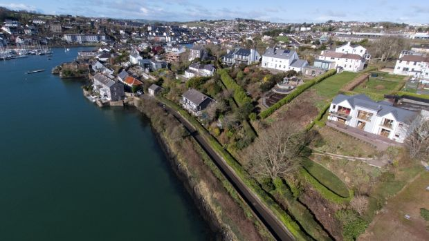 Sail into the finest sea views in Kinsale for €2 45m
