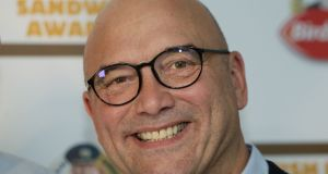 File photograph of MasterChef UK judge Gregg Wallace. Photograph: Yui Mok/PA Wire