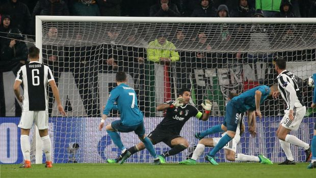 Real Madrid beats Juventus in Champions League
