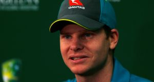 Former Australia captain Steve Smith will not be appealing his year-long ban from the game, the player has said in a post on his Twitter account. Photograph: PA