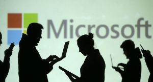 Microsoft said it would not object to the US government's request that the case before the supreme court be dismissed. Photograph: Reuters/Dado Ruvic