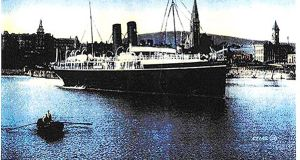 Sinking of 'RMS Leinster' resulted in greatest ever loss of life in the Irish sea