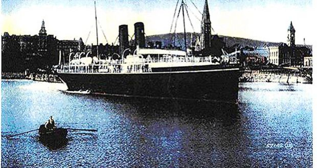 Sinking of 'RMS Leinster' resulted in greatest ever loss of