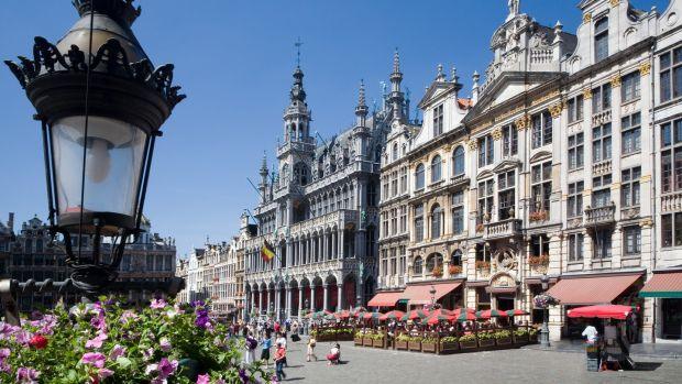 The Grand Place in Brussels. Photograph: iStock