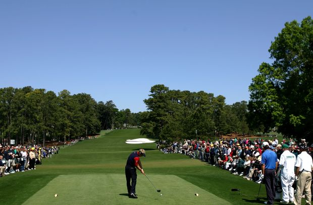 A blind second shot up the hill greets you at the eighth.