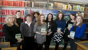 The launch of The Long Gaze Back as Dublin: One City One Book 2018 at Pearse Street Library,  Dublin 2. Photograph: Colm Mahady / Fennells