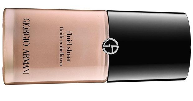 Armani Fluid Sheer (¤46 from Brown Thomas).