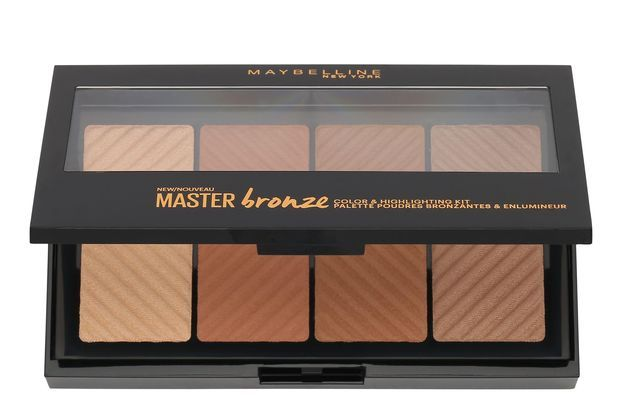 Maybelline Master Bronze Colour and Highlighting €17.55 from asos.co.uk).