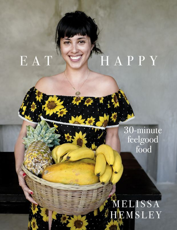 """Eat Happy: 30-Minute Feelgood Food"" (Ebury Press, €23): plenty of tasty, easy, nourishing and thrifty recipes in this book."