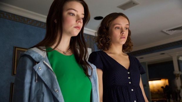 New this week: Olivia Cooke and Anya Taylor-Joy in Thoroughbreds