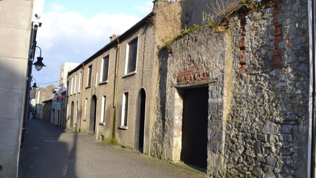 All five of the two-bed houses in Chapel Lane, Kilkenny, are for sale for €450,000.