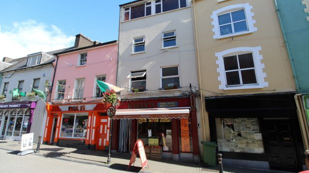 31 Michael Street, a three-storey terraced building, is for sale for €300,000.