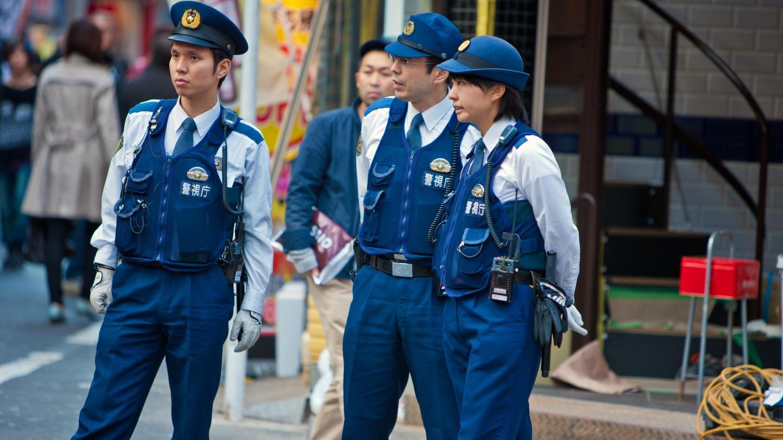 aab8e828d6379 Japan's crime problem? Too many police, not enough criminals
