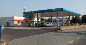 Topaz, which employs 2,000 people across 440 petrol stations,  has annual turnover of about €3.5bn