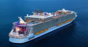 Symphony of the Seas has extensive facilities for all the family.