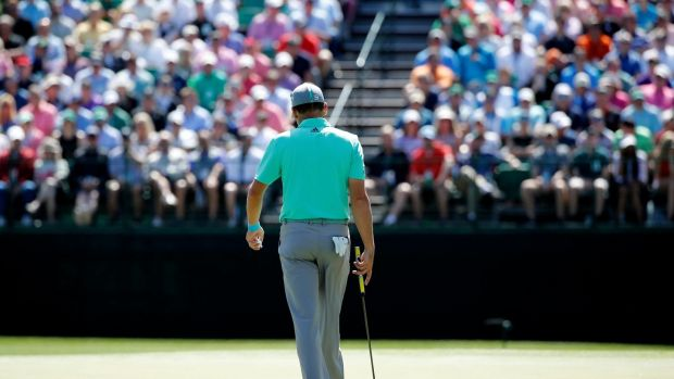 Ryder Cup redux as Reed leads McIlroy at Masters