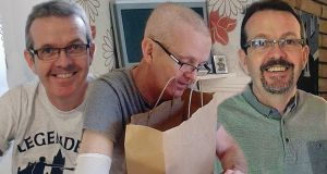The three faces – cancer, chemo and recovery