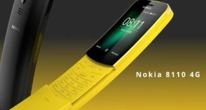 Nokia's 8110 Banana Phone has a 25-day battery life on standby.