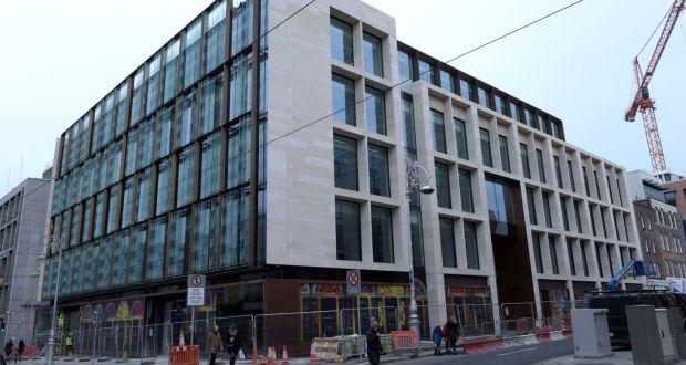 dublin office space. One Molesworth Street On The Corner Of Dawson And Street, Dublin\u0027s Dublin Office Space