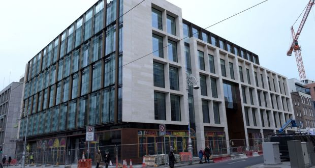 CBRE says record takeup of Dublin office space this year