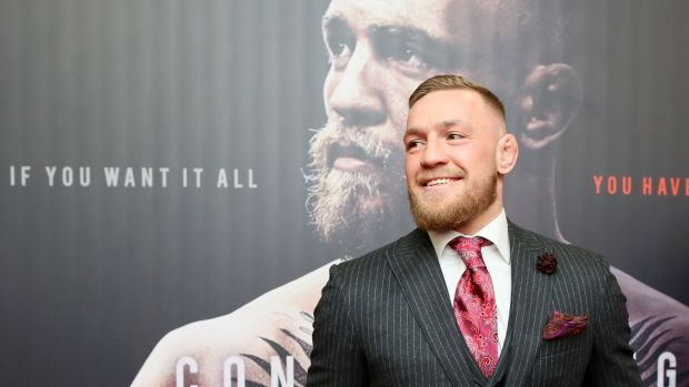 McGregor is becoming tiresome at this stage and his antics are impacting on others. Photo: Paul Faith/Getty Images