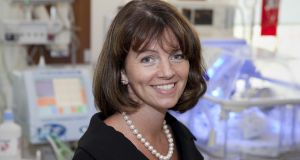 Louise Kenny, a professor of obstetrics and a consultant obstetrician and gynaecologist.