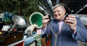 'National Treasures' presenter John Creedon warmly identifies with several items of bric-a-brac left lying about the place