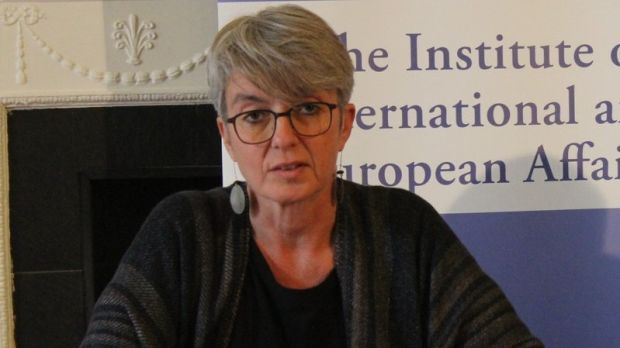 Margaret Tuite, EU Commission co-ordinator for the Rights of the Child