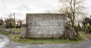The Handball Alley, Feevagh, Co  Roscommon. Photograph: © Kenneth O'Halloran