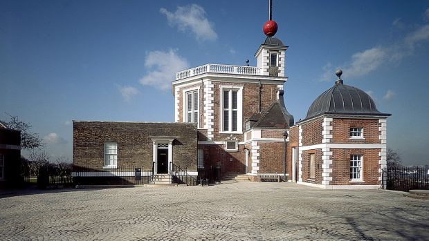 Flamsteed House in Greenwich, part of the National Maritime Museum. Photograph: © National Maritime Museum, London