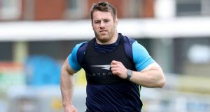 Sean O'Brien could feature for Leinster this week. Photograph: Oisin Keniry/Inpho