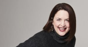 "Ruth Jones: ""I've obviously witnessed the world of TV production, and I'm just a bit fascinated by people being a bit awful."" Photograph: Ray Burmiston"