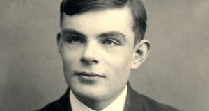 Alan Turing: Will Eaves's novel Murmur is inspired by the life of the second World War code-breaker, who was imprisoned and chemically castrated by the British state in the 1950s. Photograph: Fine Art/Heritage/Getty