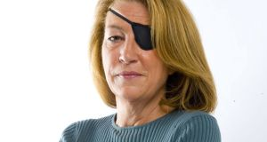 "Journalist Marie Colvin was killed ""in a targeted rocket attack"" on a makeshift media centre in the rebel-held city of Homs, the court papers allege. Photograph: Reuters/Sunday Times"