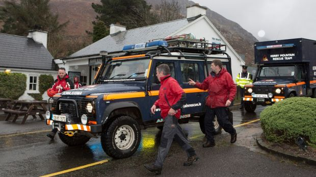 Killarney Mountain Rescue recovered the bodies of two American tourists after an incident with a pony and trap in the Gap of Dunloe on Monday evening