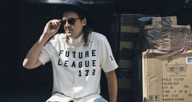 f30fb460ef Win Butler   The first time we played Wake Up we lost half our audience