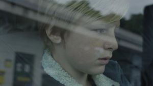 Custody: Thomas Gioria as Julien in Xavier Legrand's film