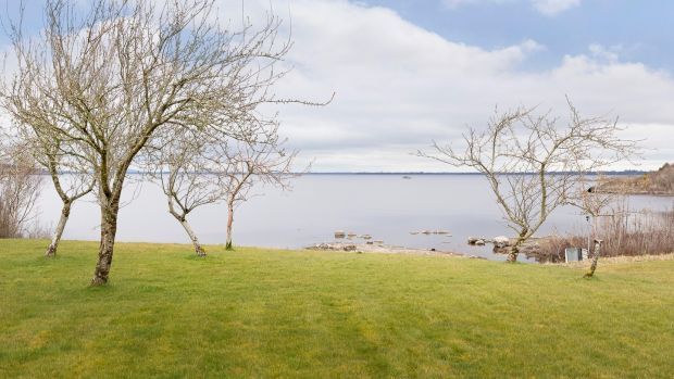 The setting at the shore of Lough Conn, a 57sq km lake connected to the Atlantic by the River Moy, will appeal to those with a penchant for fly fishing