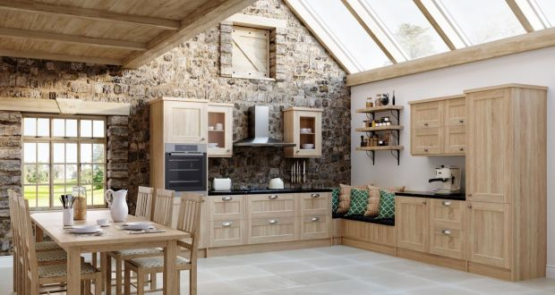 Genial Traditional Design Reimagined With The Oak Look Corva At Cash And Carry  Kitchens