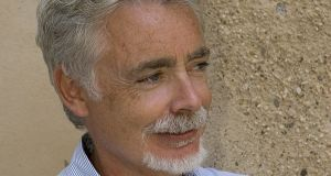 Eoin Colfer: 'I am delighted to be back in the world of fairies, magic, and criminal masterminds. The future is Fowl.' Photograph: Michael Paynter