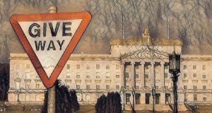 Sketching out Northern Ireland's future: how long the Conservative-DUP marriage survives cannot be known, but Lord Palmerston's maxim may still apply – Great Britain has no permanent friends, only permanent interests